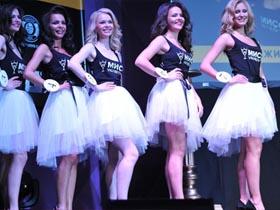 白俄罗斯美女太多 还有服务员选美大赛