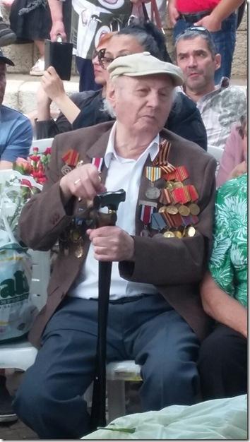 俄罗斯胜利日 犹太人也有庆祝