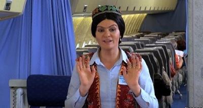 飞机上不文明现象俄罗斯也有 不能只说中国