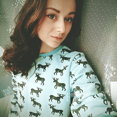 白俄罗斯美女如此漂亮 只可惜没学俄语
