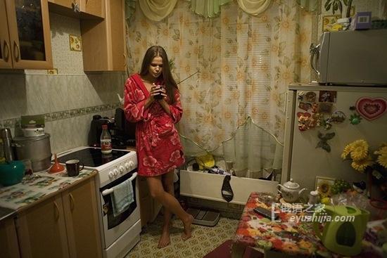 西伯利亚女孩日常  俄罗斯小姐(Мисс Россия)赛前的故事