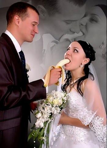 大开眼界俄罗斯婚礼风俗上也有恶搞!