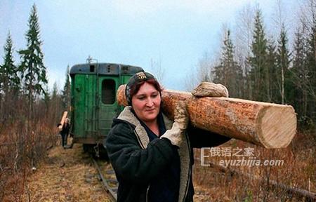 你所不知道有关俄罗斯女人的另一面(多图)