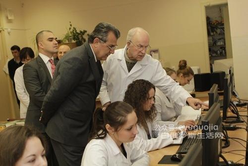 东欧最牙科最先进好的学校之一——白俄罗斯国立医科大学